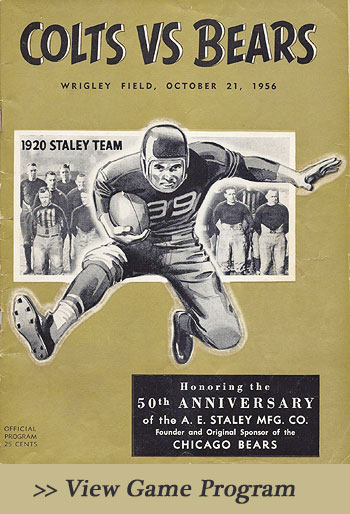 1956-Game-Bears-vs-Colts-Pr