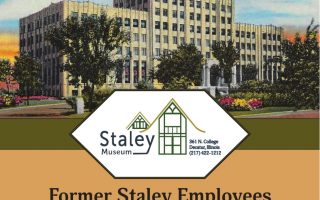 Former Staley Employees Open House Flyer