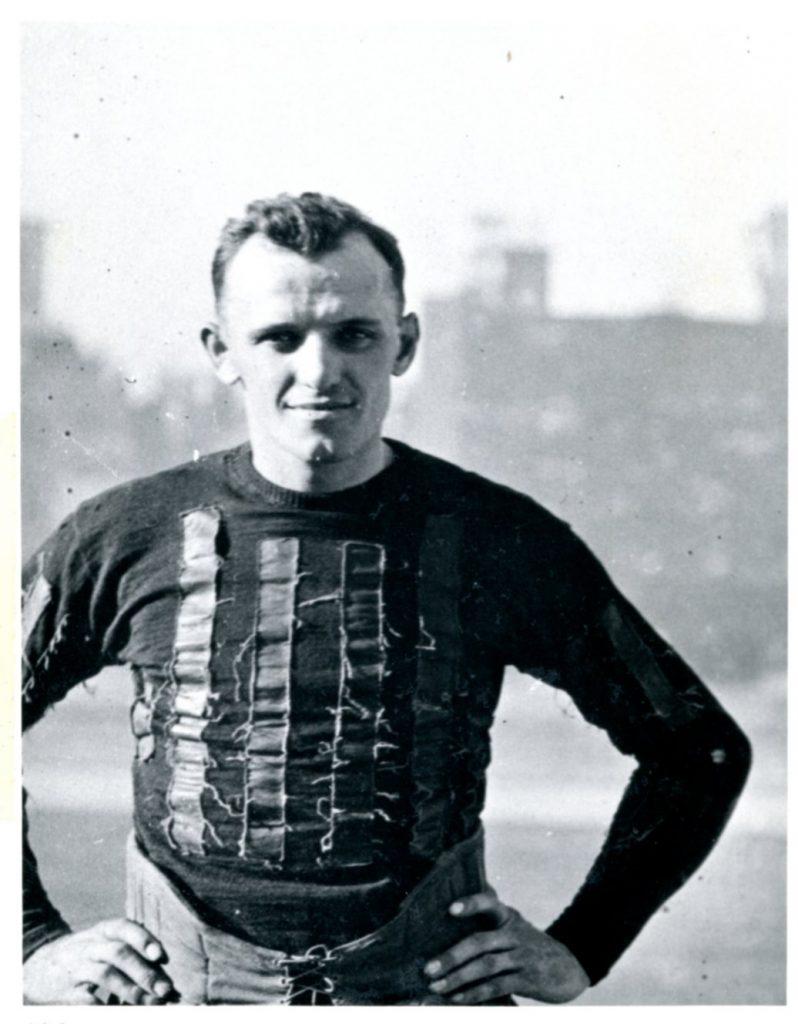 Staley Bears Football Player